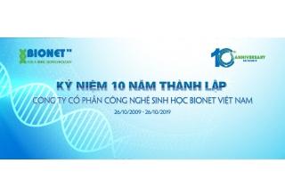Phía sau hậu trường: GALA - Kỷ niệm 10 năm thành lập Bionet Việt Nam