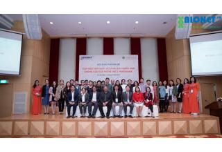 """Bionet Việt Nam tổ chức thành công Hội thảo chuyên đề """"Cập nhật mới nhất về sàng lọc trước sinh không xâm lấn thế hệ thứ 2: PANORAMA®"""""""